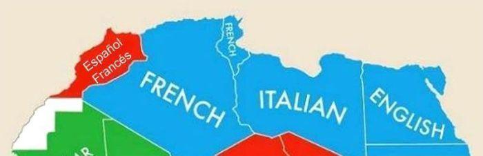 Lenguas extranjeras habladas en el norte de África