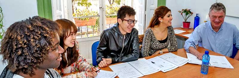 Aprender español en Málaga