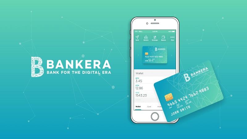 Bankera el banco digital para la era de bloques