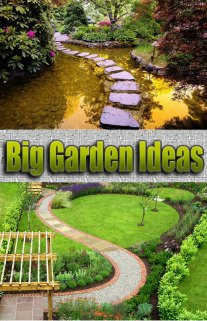 Big Garden ideas