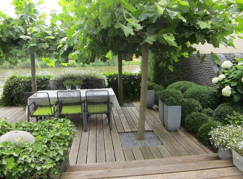 Quiet corner how to create a great landscape design for Great landscape design