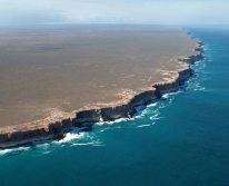 The Bunda Cliffs - The End Of The Earth