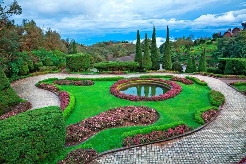 Quiet Corner:Big Garden Ideas - Quiet Corner on Big Backyard Landscaping Ideas id=24475