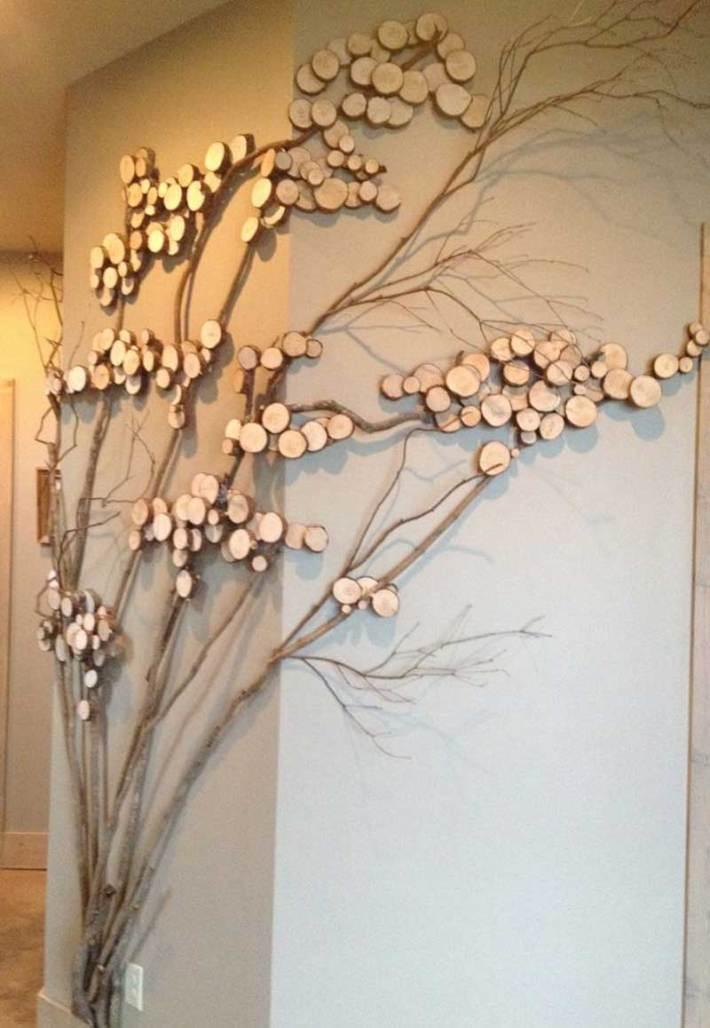 Quiet corner diy wall art ideas quiet corner - Wall decor painting ideas ...