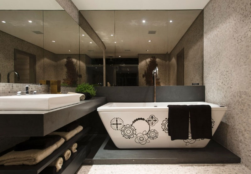 Modern Relaxing Bathroom Ideas 2 ...