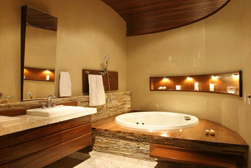Incroyable ... Modern Relaxing Bathroom Ideas 7 ...