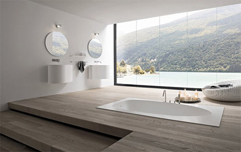 ... Modern Relaxing Bathroom Ideas 9 ...