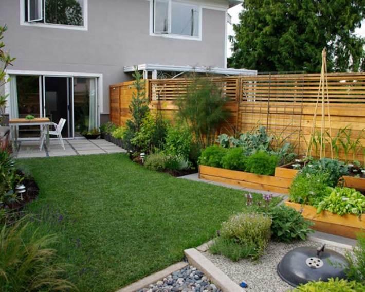 Quiet Corner:Small Garden Design Ideas - Quiet Corner