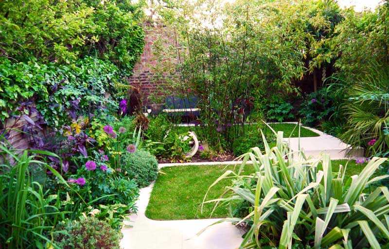 Small Urban Garden Design Ideas And Pictures 4 ...