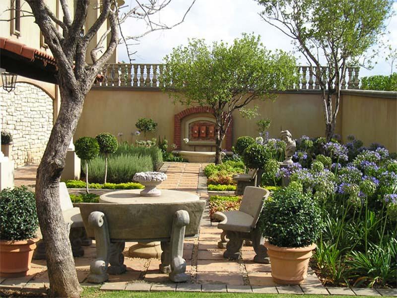Small Urban Garden Design Ideas - Quiet Corner on Small Urban Patio Ideas id=61903