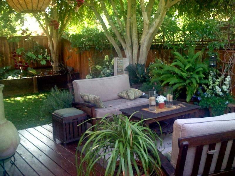 Quiet Corner:Small Urban Garden Design Ideas - Quiet Corner on Small Urban Patio Ideas id=31442