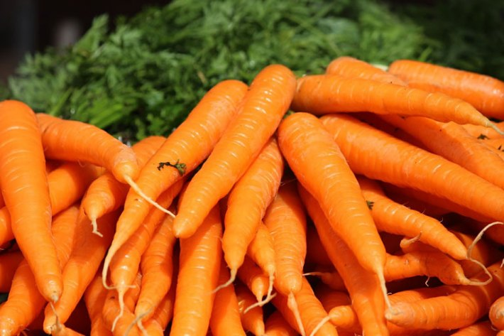Carrots - Health Benefits