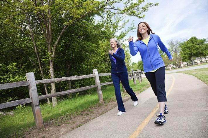 7 Days Walking Workouts