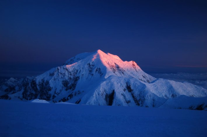 Alpenglow - Natural Phenomenon