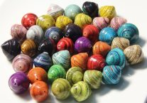 Awesome paper beads