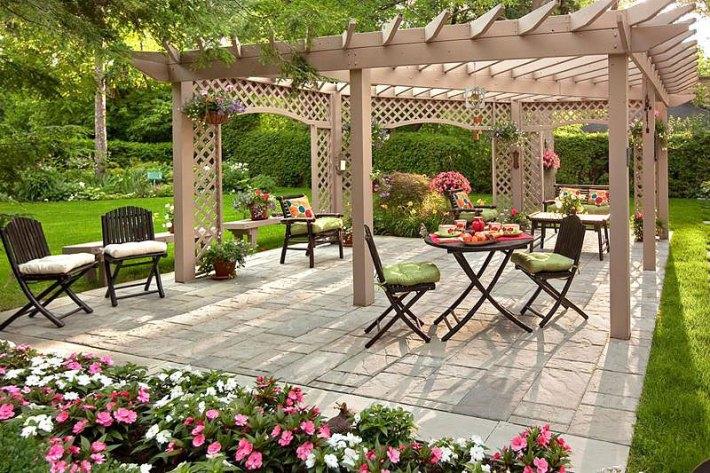 Backyard Landscape Design Ideas (1)