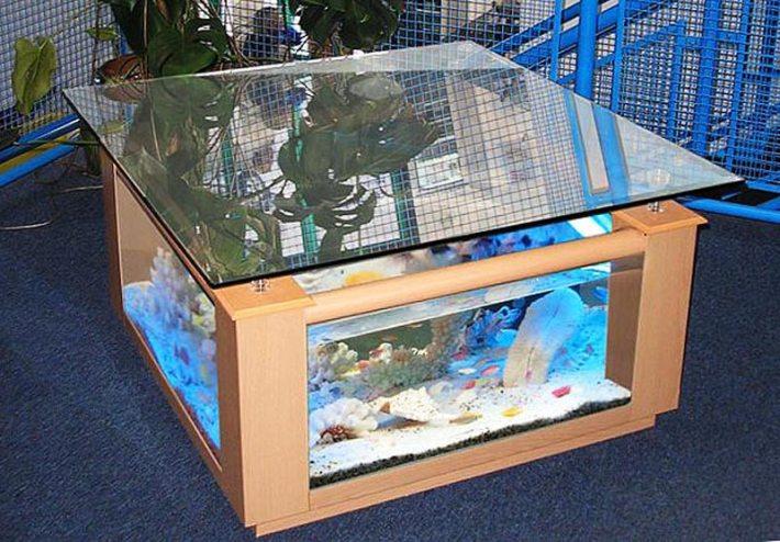 Beautiful Coffee Table Aquariums (1)