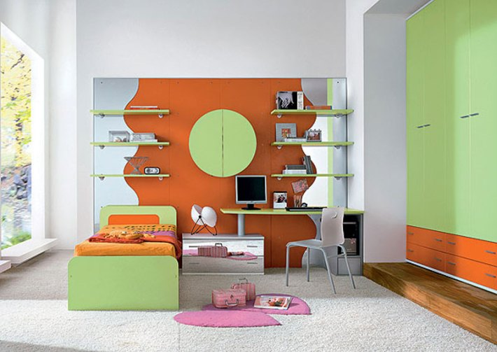 Colorful Kids Room Designs (6)