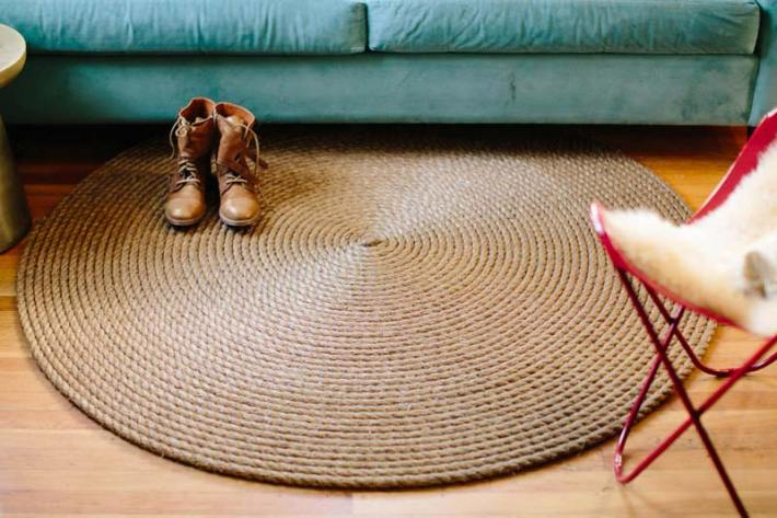 DIY Rope Rug Creative Ideas (19)