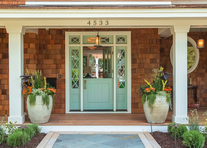 Quiet Cornerfront Door Entrance Ideas Quiet Corner