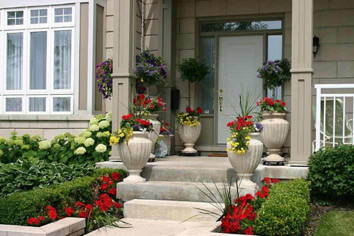 Quiet Corner Front Door Entrance Ideas Quiet Corner