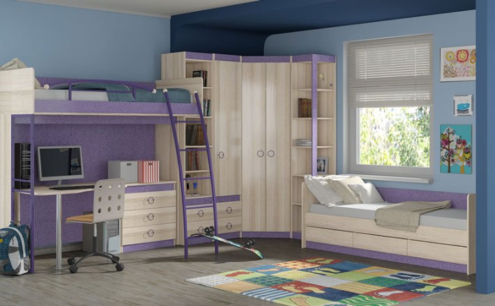 Kids' Room Design Ideas t (8)