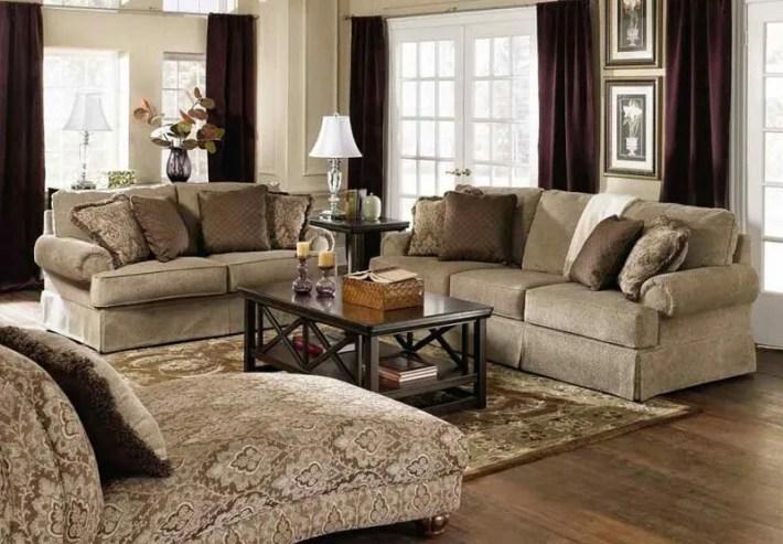 Living Room Carpet Ideas and Photos (1)