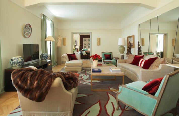 Living Room Carpet Ideas and Photos (13)