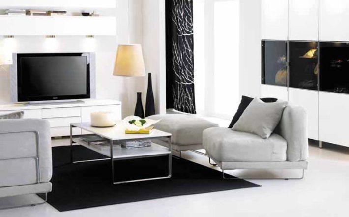 Living Room Carpet Ideas and Photos (14)