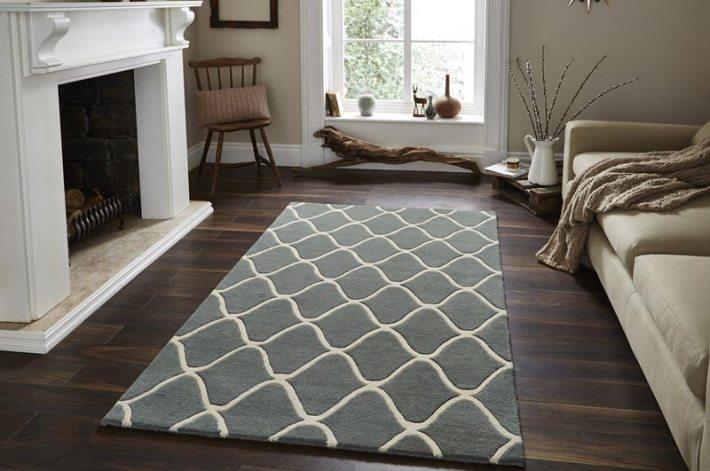 Living Room Carpet Ideas and Photos (8)
