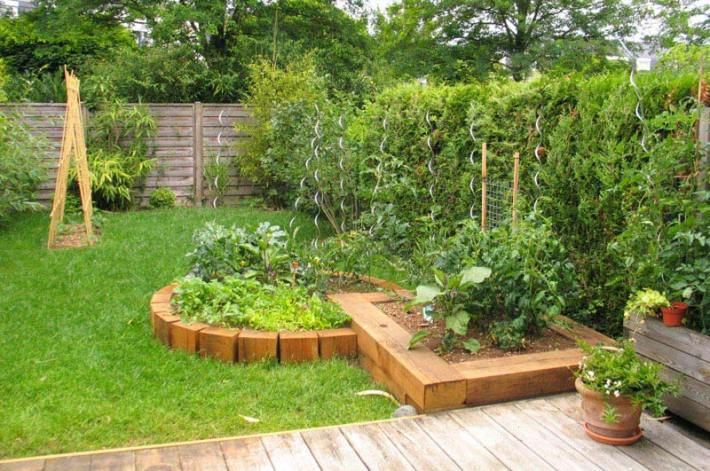 Vegetable Gardening with Raised Beds (2)