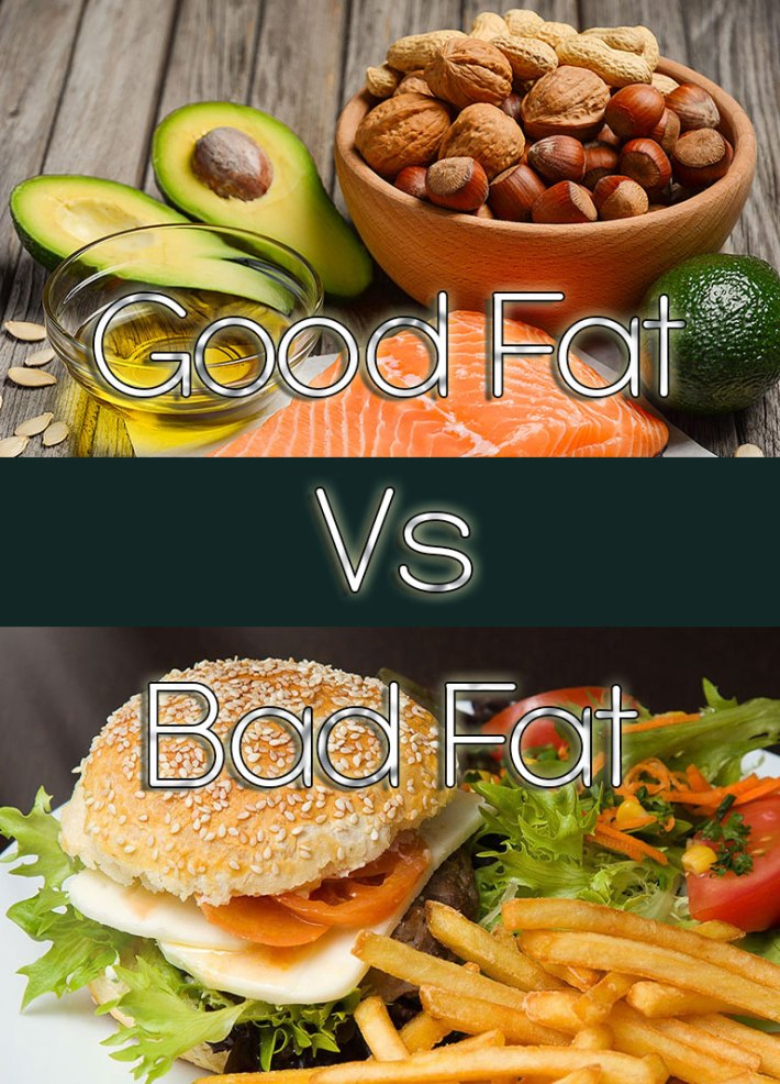 Know What You Eat – Good Fat Vs Bad Fat