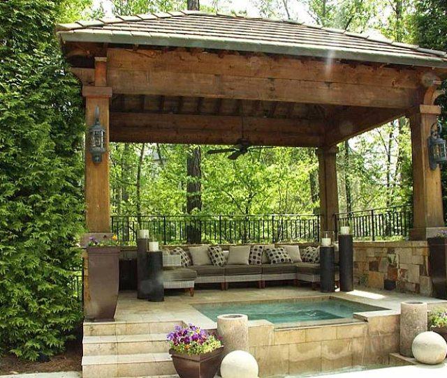 An Open Air Cabin