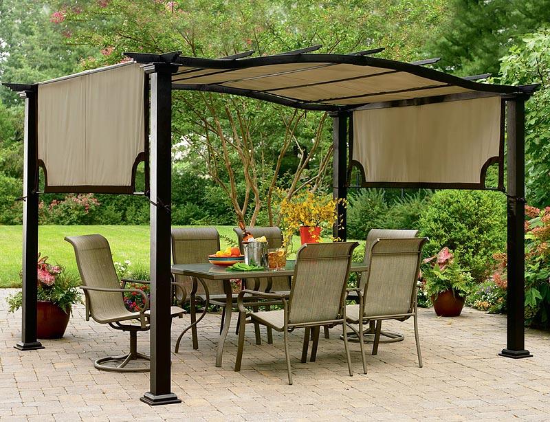 Exceptionnel ... Backyard Gazebo Ideas ...
