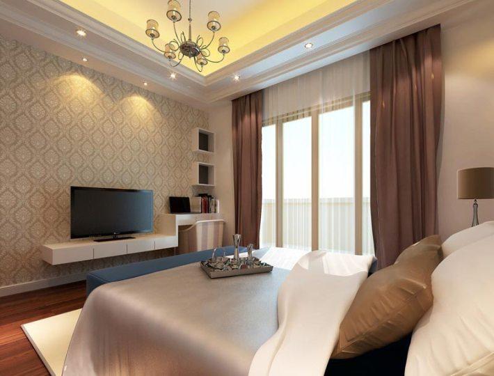 Beautiful Wallpaper Designs For Bedroom (11)