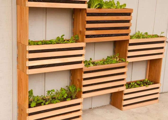 Craft Your Own Vertical Vegetable Garden (2)