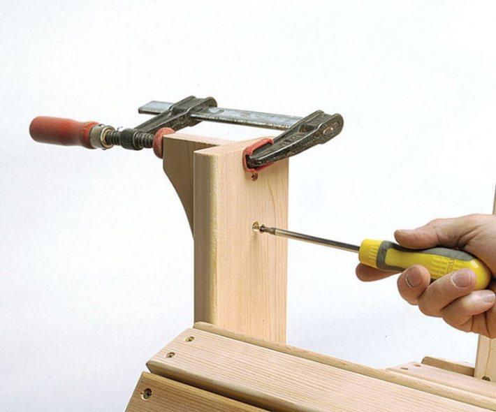 DIY - Adirondack Chair and Table