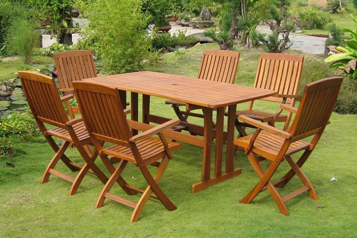 Caring for Outdoor Wood Furniture