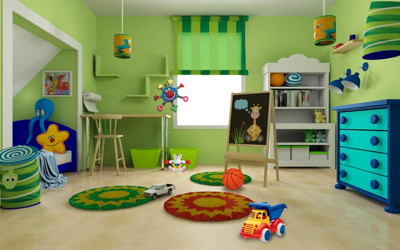 ... Kids Playroom Design Ideas (15) ...