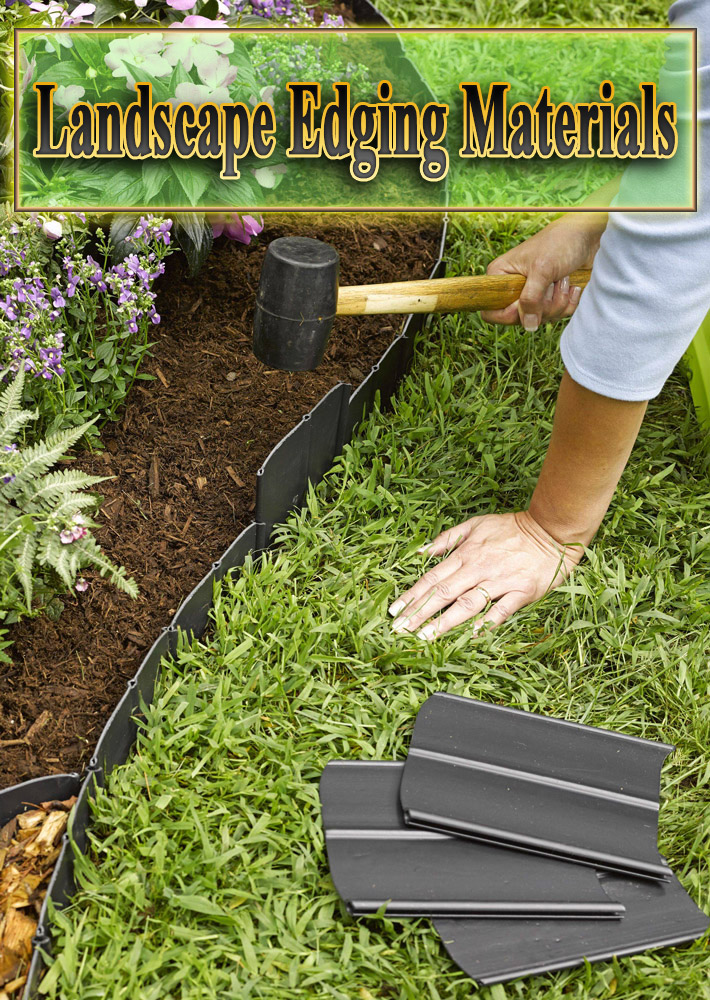 Landscape Edging Materials - Quiet Corner