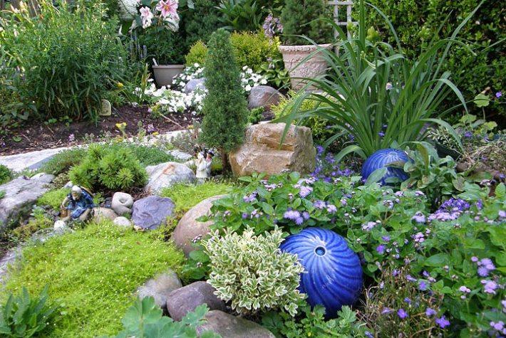 Stunning Rock Garden Design Ideas (6)