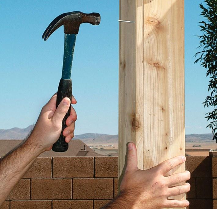 DIY – How to Build a Pergola