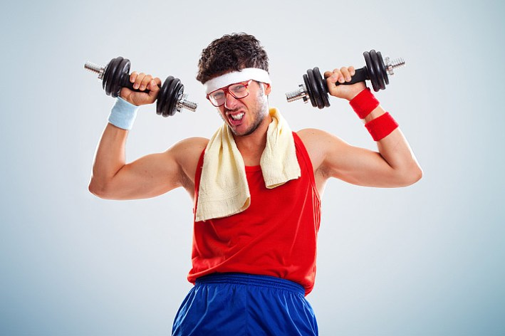 Building Muscle – The Newbie Diet