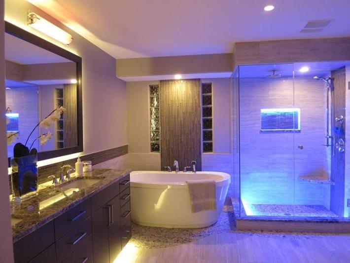 Quiet Corner Bathroom Light Fixtures Tips Quiet Corner