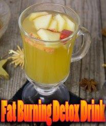 Fat Burning Detox Drink