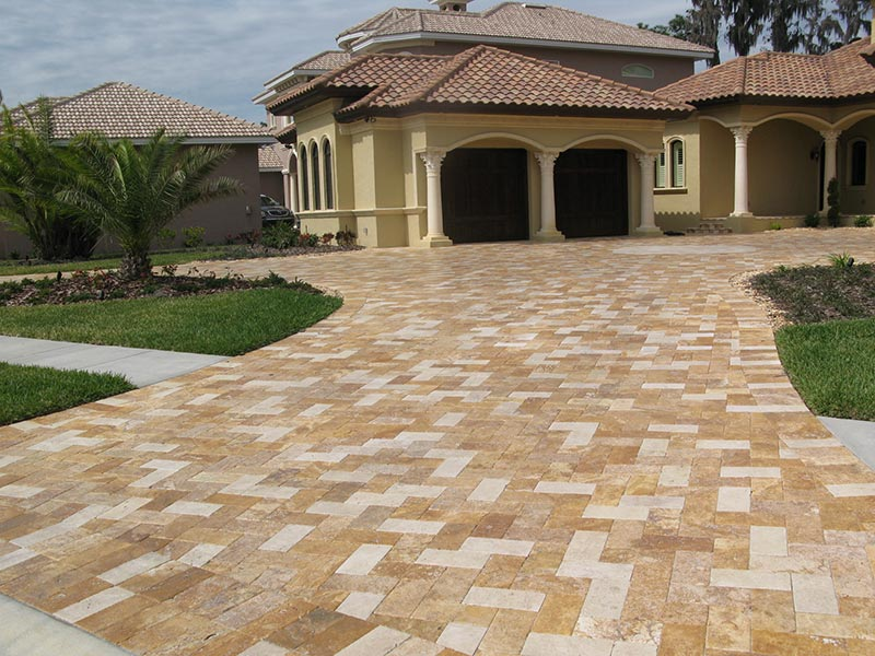 Great ... Ideas And Tips For Driveway Design ...