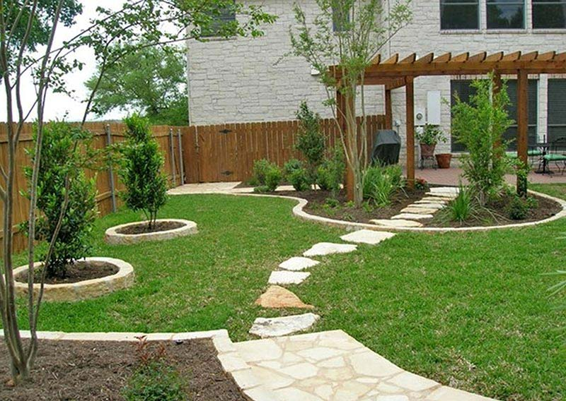Small Yard Landscaping Design - Quiet Corner on Small Backyard Landscaping  id=48975
