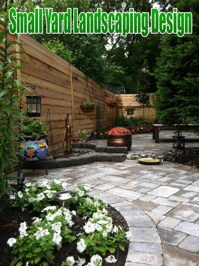 Small Yard Landscaping Design - Quiet Corner on Small Backyard Decor id=37904