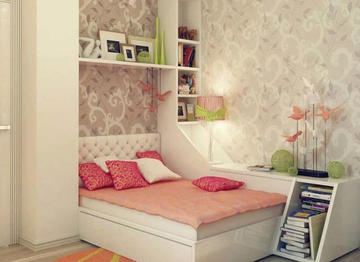Tips to Make a Small Bedroom Feel Larger
