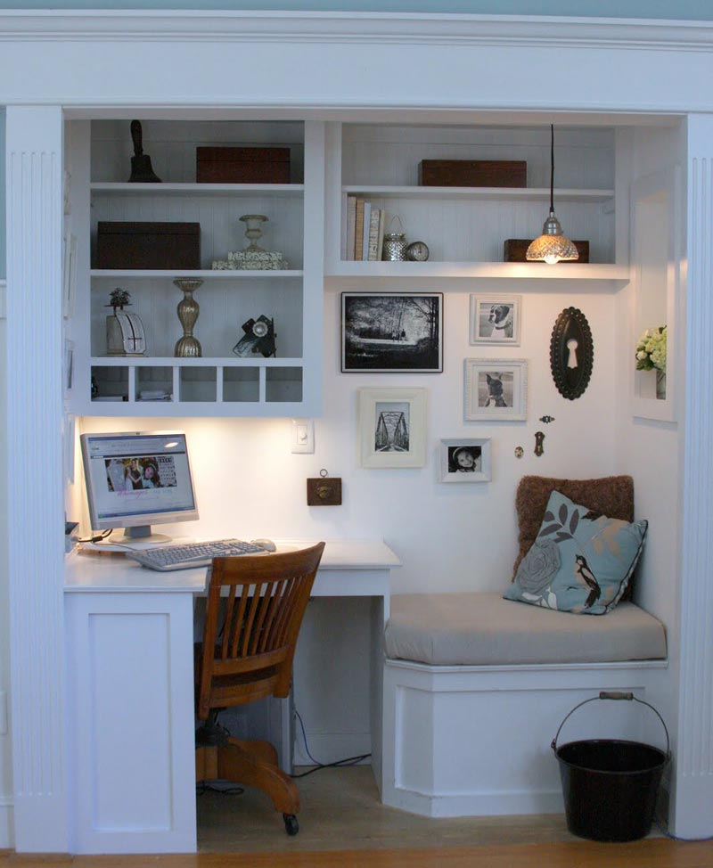 closet home office. Turn Your Closet Into A Home Office G